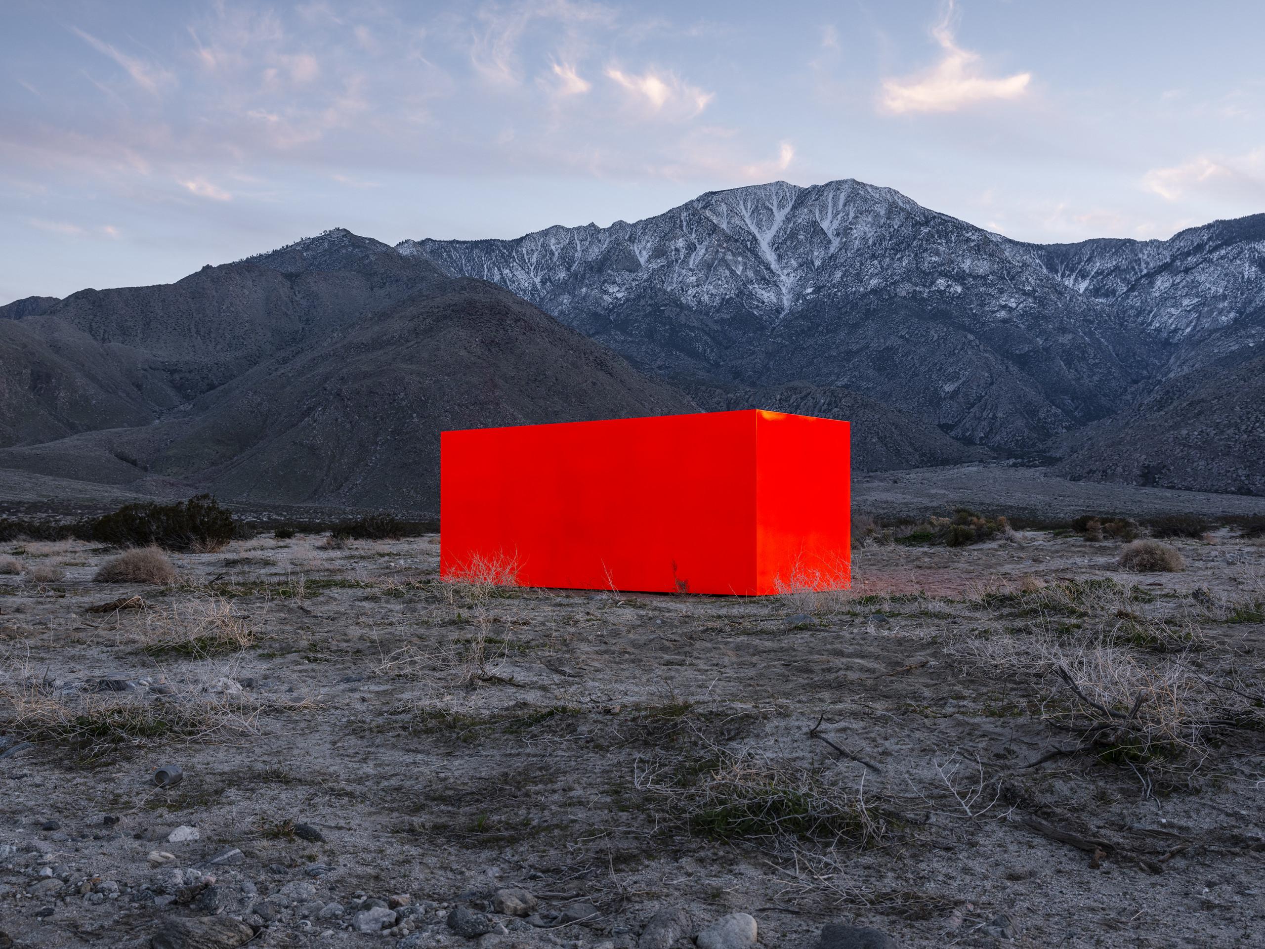 """Sterling Ruby, """"SPECTER"""", Desert X 2019"""